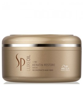 Sp - Luxoil - Keratin Restore Mask - Wella Professionals