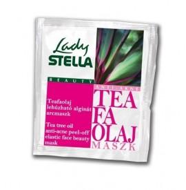 Lady Stella - Mască alginată cu ulei de arbust de ceai
