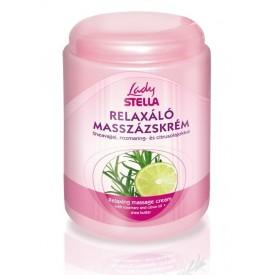Cremă pentru masaj cu uleiuri citrice - 1000 ml