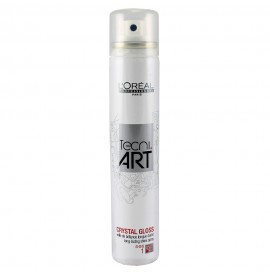 Spray L'Oreal Professionnel Tecni.art Crystal Gloss - 100 ml