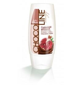 Masca gel cu ulei de rodie - ChocoLine - 75 ML