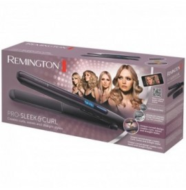 Placa de par - Remington - Pro Sleek & Curl - S6505 E51