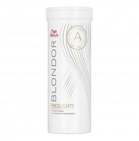Pudra decoloranta - Wella Blondor Freelights White Lightening Powder - 400 gr.