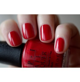Lac de unghii OPI - NL N25 - BIG APPLE RED - 15 ML