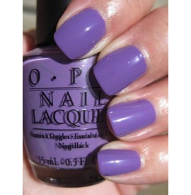Lac de unghii OPI - NL B87 - A GRAPE FIT - 15 ML