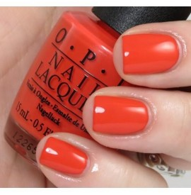 Lac de unghii OPI - NL E76 MY PAPRIKA HOTTER THAN YOURS - 15 ML
