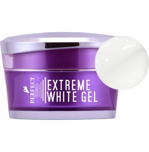 Perfect Nails - Extrem White Gel - 30 gr