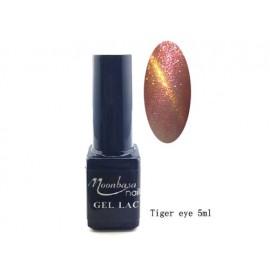 Moonbasa - Gel lac - Tiger eye - Nr. 836 - 5 ml
