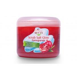 Gomaj cremos cu sare cu rodie - Pearl Nails