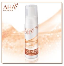 Lady Stella - AHA Complex - Spuma micelara de curatare - 150ml
