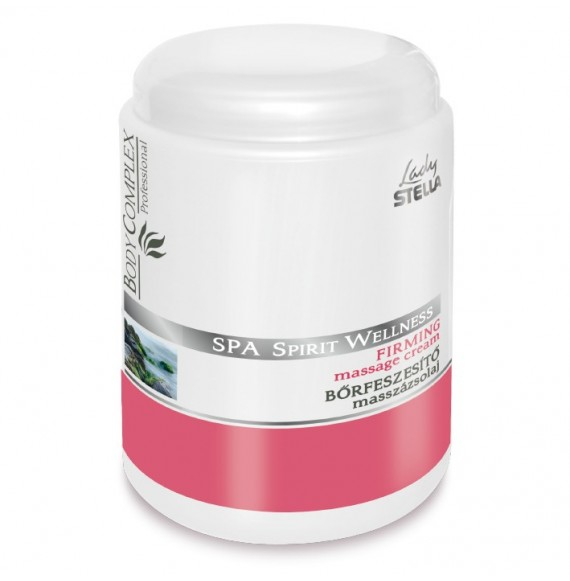 Stella - SPA Wellness - Cremă pentru masaj extras de alge - 1000 ml
