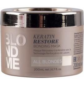 Schwarzkopf - keratin restore - masca reparatoare cu keratina - 200ml