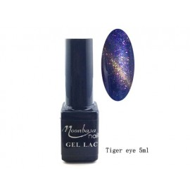 Moonbasa - Gel lac - Tiger eye - Nr. 805 - 5 ml