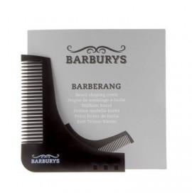 Barburys - Pieptene & Sablon pentru barba - 8482210