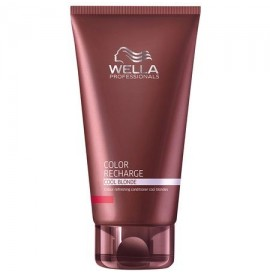 Wella - Color Recharge - Cool Blonde - Balsam pentru pat blond - 200ml