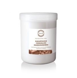 Yamuna - crema de masaj - unt de cacao si ciocolata - 1000ml