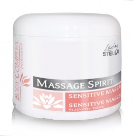 Stella - spa spirit - crema de masaj - senssitive - 500ml