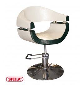 Salonshop - Scaun pentru coafor - Maro Satin - SX2107/A
