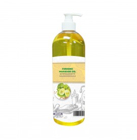 SalonShop - Wellness - Ulei de masaj - Ferminate - Samburi de struguri -1000 ml