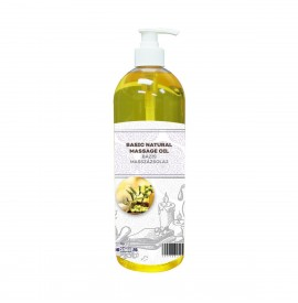 SalonShop - Wellness - Ulei de baza pentru masaj - 1000 ml