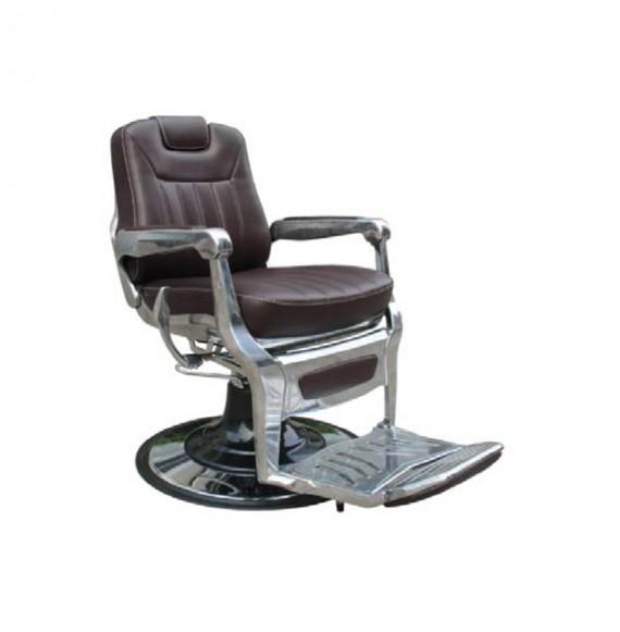 Salonshop - Scaun hidraulic pentru frizerie - Maro Vintage