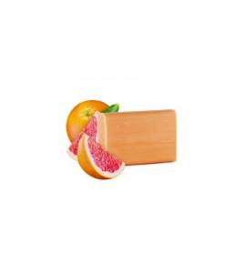 Yamuna - Grapefruit - Sapun aromaterapie presat la rece cu grefuit - 110gr.