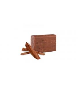 Yamuna - Sandalwood - Sapun aromaterapie presat la rece cu lemn de santal - 110gr