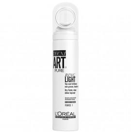 Ring Light - Force 1 - Lac fixativ - 150ml - Tecni Art Pure - Loreal Professional