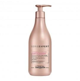 L'Oreal - Vitamino Color - Soft Cleanser - Sampon pentru par vopsit - 500ml