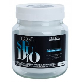 L'Oreal - Blond Studio - Platinium Plus - Pasta decoloranta - 500gr