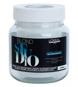 L'Oreal - Blond Studio - Platinium Plus - Pasta decoloranta - 500gr