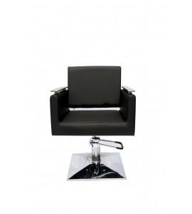 Salonshop - scaun pentru coafura - negru