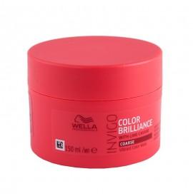 Wella - Invigo - Color Brilliance - Coarse - Masca pentru par vopsit cu structura puternica - 150ml