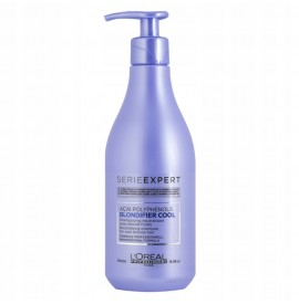 L'Oreal - Blondifier Cool - Sampon neutralizator pentru par blond - 500ml