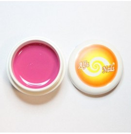 Gel color - nr. 18 - mallow pink - 7 gr