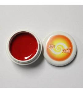 Gel color - Nr. 136 - Red Orange - 7 gr