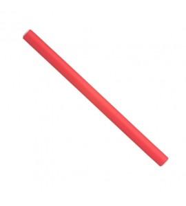 Bigudiuri flexibile scurte rosu