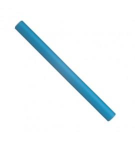Bigudiuri flexibile scurte albastru