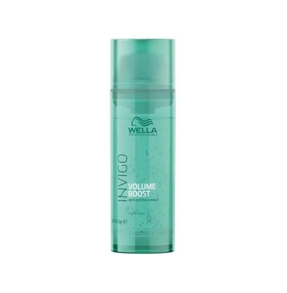 Wella - Invigo - Volume boost - Crystal Mask - 145ml