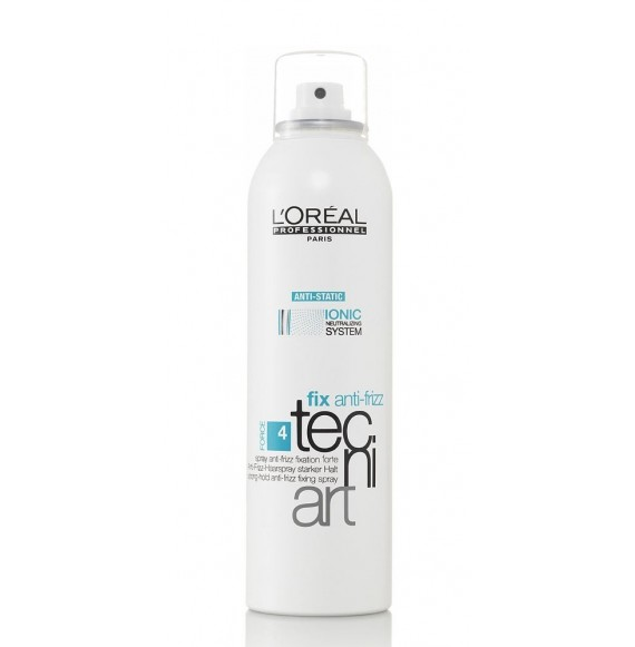 Fixativ anti-umiditate L'Oreal Professionnel TECNI.ART Fix Anti-Frizz, 250ml