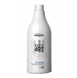 Fix Design Hairspray Refill - Tecni Art - Spray fixativ lichid - 750ml - Loreal Professioanl