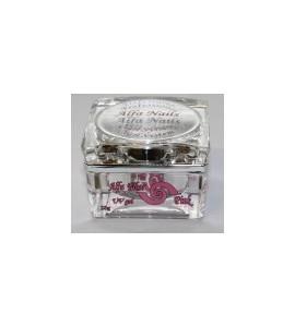 Alfa fiber uv gel pink - gel de constructie roz - 50gr.