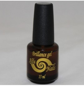 Strat de luciu - Top Gel - Alfa Nails Brillance gel - 15 ml