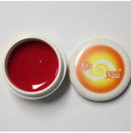 Gel color -nr. 145- rosu - 7 gr