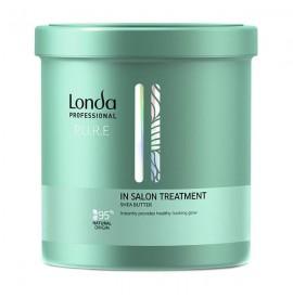 Londa - pure - shea butter - tratament pentru par cu unt de shea - 750ml