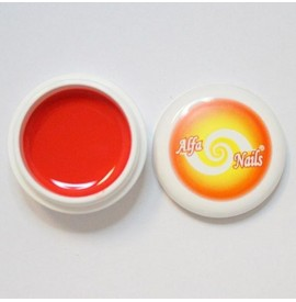 Gel color - nr. 152 - red - 7 gr