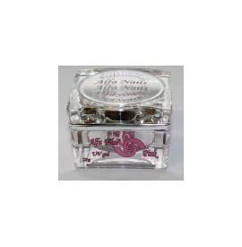 Alfa fiber uv gel pink - gel de constructie roz - 14 gr.