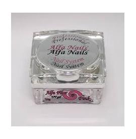 Alfa fiber uv gel pink - gel de constructie roz - 10 gr