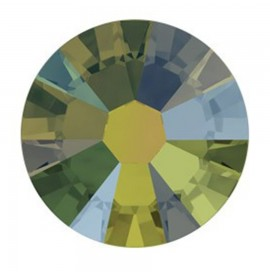 Pietre Swarovski - Iridescent Green SS9 - 1440buc