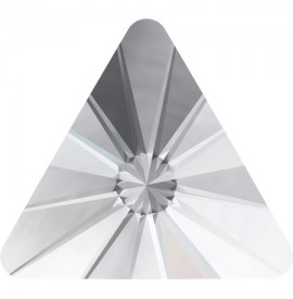 Pietre Swarovski - Crystal - Triunghi - A2716 - 20buc
